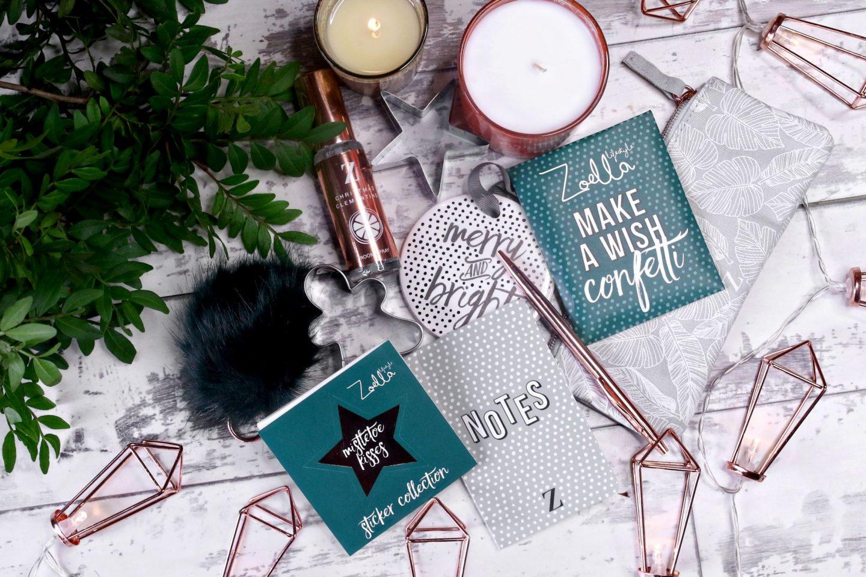 Zoella Calendar : Zoella s christmas advent calendar honest review